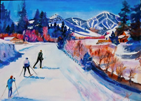 art_93 Sun Valley