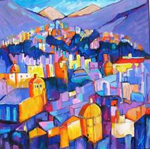 art_95 Las Cases de Colores