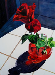 art_97 Red, Red Rose