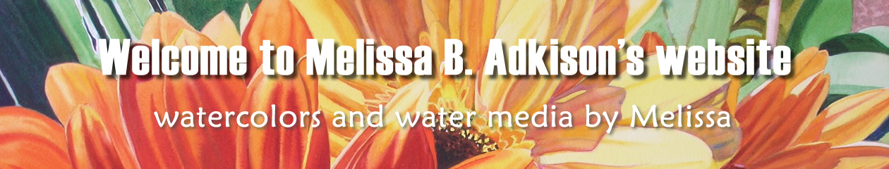 Welcome to Melissa B. Adkison's website